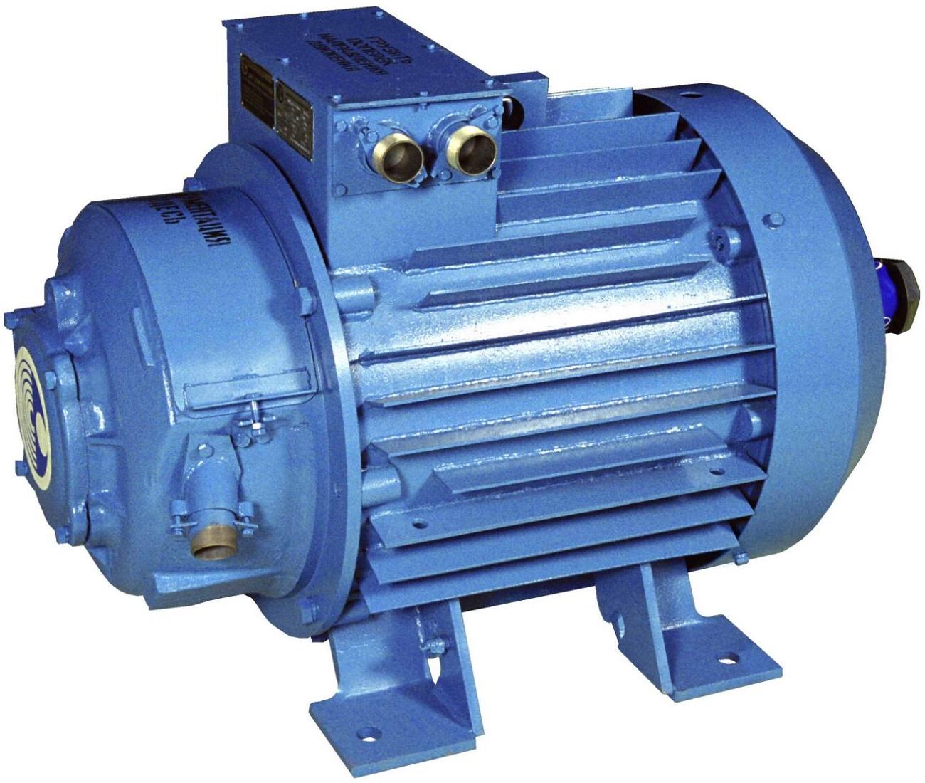 Крановый электродвигатель 4мтн 280 s10